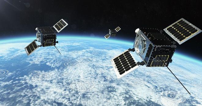 Vệ tinh 'nhìn' xuyên thấu công trình được phóng lên không gian - Công nghệ