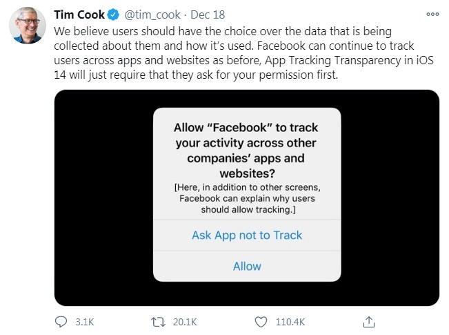 Tim Cook cao tay the nao khi dap tra Facebook anh 2