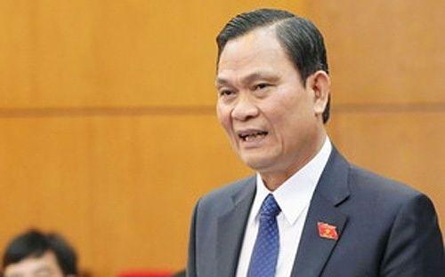 Bo truong Noi vu: 'Cap pho tang vi hop hanh nhieu' hinh anh 1 Bộ trưởng Bộ Nội vụ Nguyễn Thái Bình