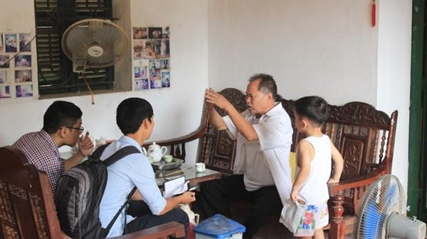 Chuyen la o Yen Lac: Nghia trang cho nguoi dang song hinh anh 3