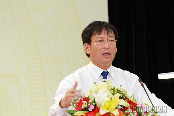 'Giang Kim Dat da tham o qua de dang gan 400 ty dong' hinh anh 1 Ông Phạm Anh Tuấn, Phó trưởng Ban Nội chính Trung ương.