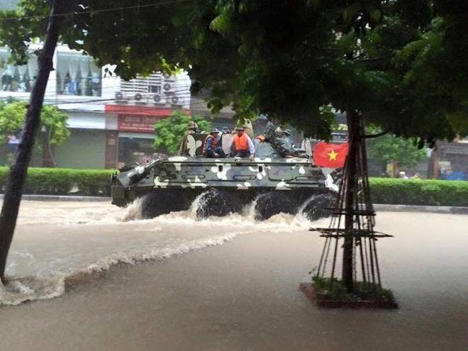 Quang Ninh de nghi trung uong, quan doi ung cuu hinh anh 2