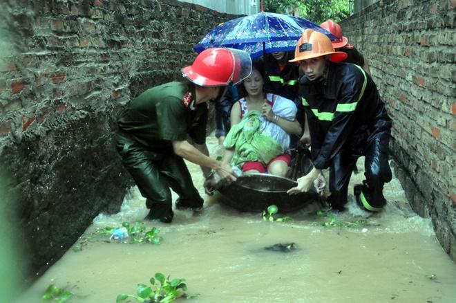 Quang Ninh de nghi trung uong, quan doi ung cuu hinh anh 1