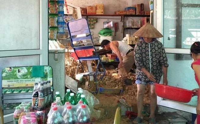 Nua trieu nguoi Quang Ninh se mat nuoc sach trong 2 tuan hinh anh