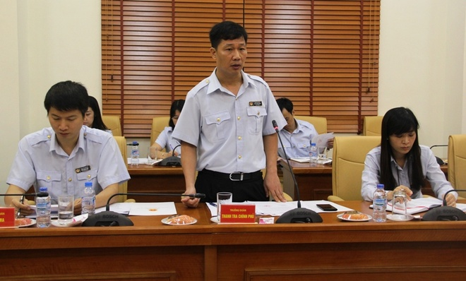 Thanh tra nhieu doanh nghiep thuoc Bo Quoc phong hinh anh