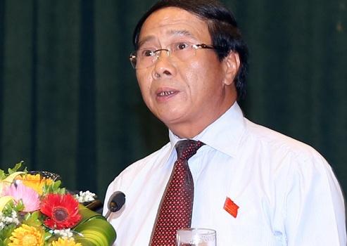 Ong Le Van Thanh lam Bi thu Thanh uy Hai Phong hinh anh