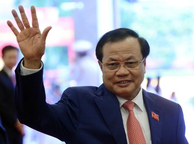 Ong Pham Quang Nghi phu trach Dang bo Ha Noi hinh anh