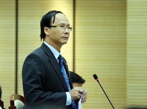 Ha Noi se khoan dinh muc su dung xe cong hinh anh 1 Trưởng Ban Pháp chế HĐND TP Hà Nội Nguyễn Hoài Nam