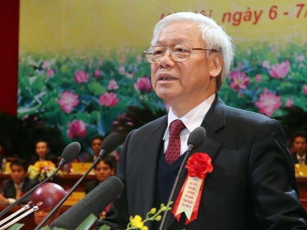 Tong bi thu: Tranh nham chan, te nhat trong thi dua hinh anh