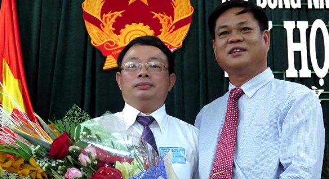Phu Yen thay doi nhan su cap cao hinh anh 1