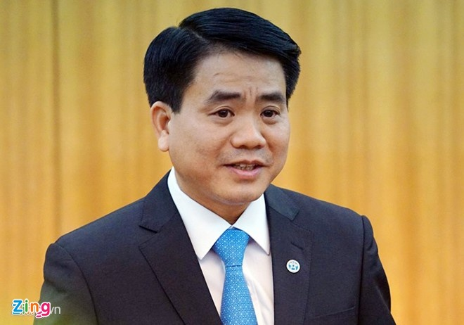Thu tuong phe chuan tuong Chung lam Chu tich Ha Noi hinh anh 1