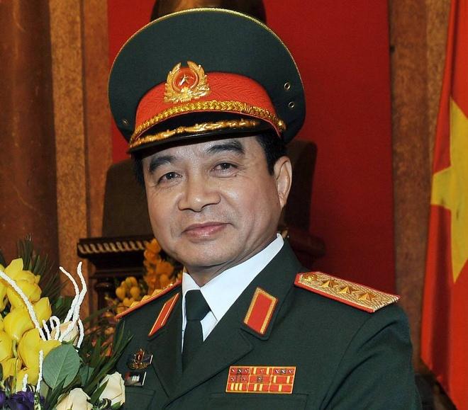 Thượng tướng Võ Văn Tuấn, Phó tổng tham mưu trưởng Quân đội Nhân dân Việt Nam. Ảnh: TTXVN.