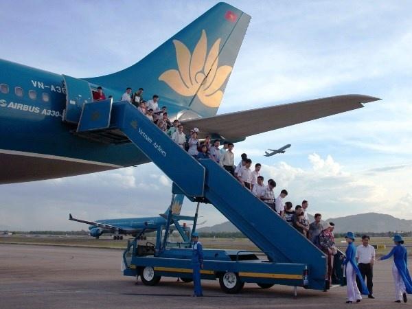 Vietnam Airlines tang 800 chuyen trong dip Tet hinh anh
