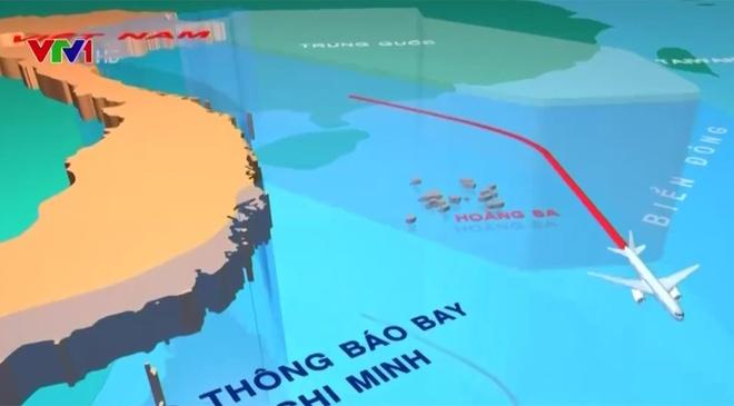 Trung Quoc bay 'len' 46 chuyen vao FIR Ho Chi Minh hinh anh