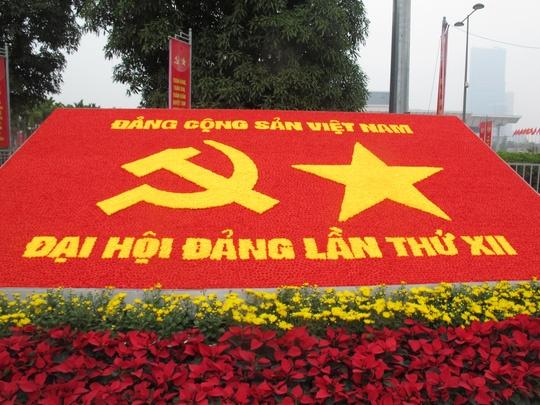Ca nuoc huong ve Dai hoi Dang XII hinh anh