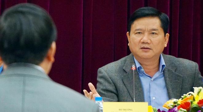 Bo truong Thang: 'Bien bao o lai thi nguoi phai di' hinh anh