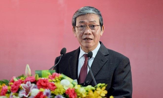 Ong Dinh The Huynh lam Thuong truc Ban Bi thu hinh anh