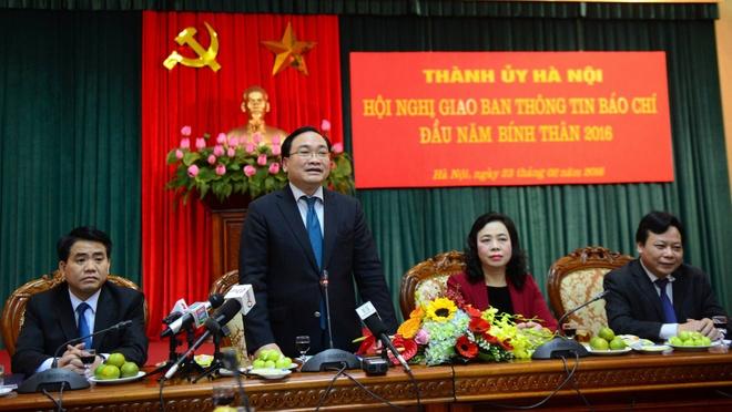 Ong Hoang Trung Hai: 'Ha Noi van con can bo nhung nhieu' hinh anh 1