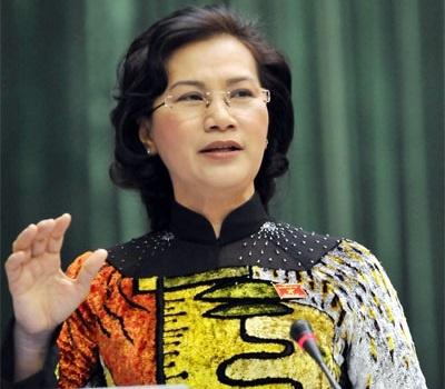 Pho thu tuong Nguyen Xuan Phuc ung cu vao Quoc hoi hinh anh 2