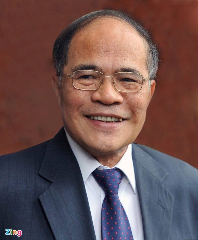 Bo phieu mien nhiem Chu tich Quoc hoi Nguyen Sinh Hung hinh anh 1