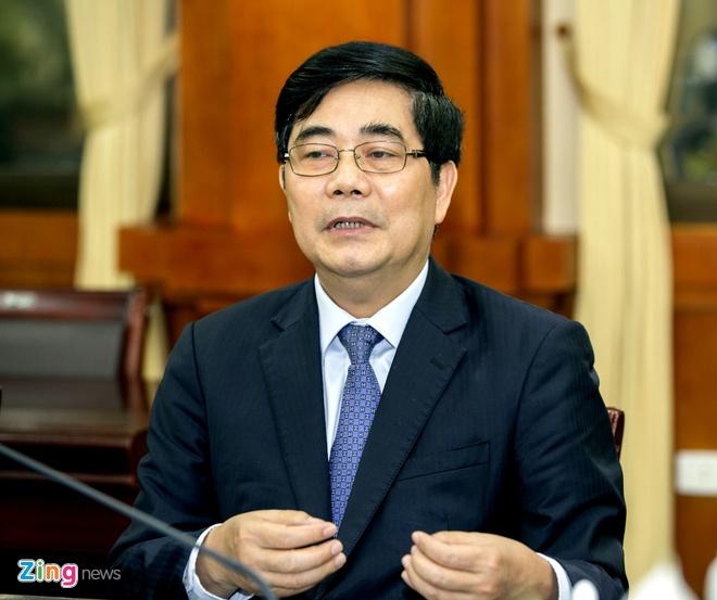 Bo truong Cao Duc Phat: 'Toi xin loi nguoi dan' hinh anh 1