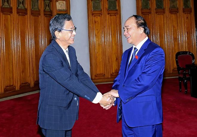 Thu tuong Nguyen Xuan Phuc se du hoi nghi G7 tai Nhat hinh anh