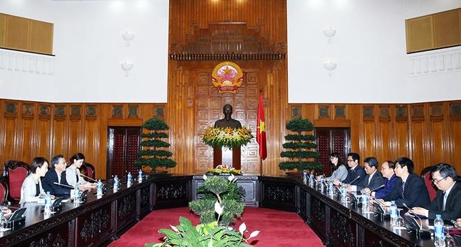 Thu tuong Nguyen Xuan Phuc se du hoi nghi G7 tai Nhat hinh anh 2