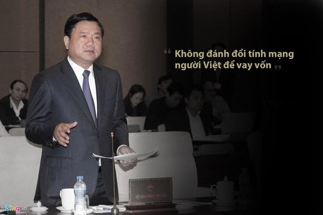 Ong Dinh La Thang gui tam thu chia tay nganh giao thong hinh anh 2