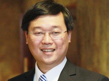Ong Le Quoc Phong lam Bi thu thu nhat Trung uong Doan hinh anh 1