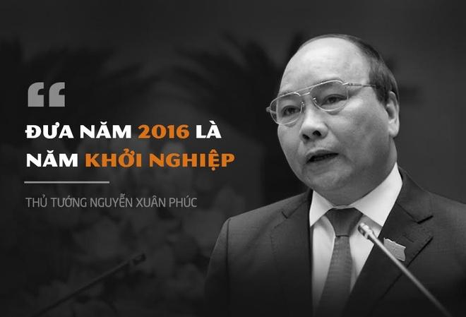 Phat ngon an tuong cua Thu tuong Nguyen Xuan Phuc hinh anh