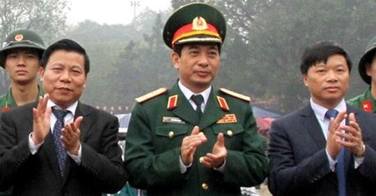 Trung tuong Phan Van Giang lam Tong tham muu truong quan doi hinh anh 2
