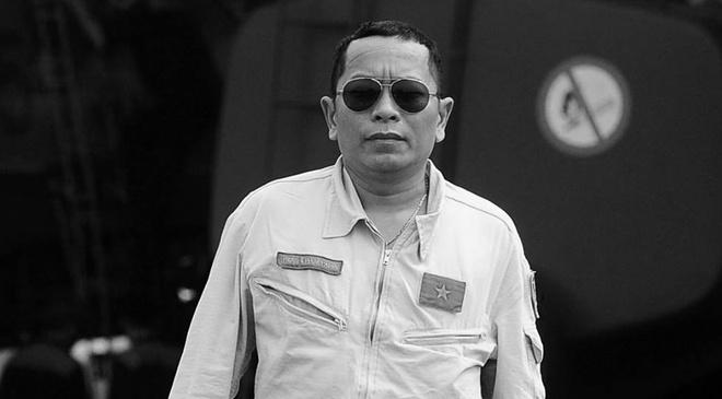 Dua thi the phi cong Tran Quang Khai ve bo hinh anh