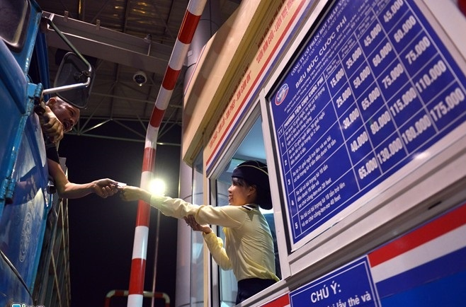 Tien thu phi cao toc Phap Van 'tang vot bat thuong' hinh anh