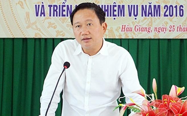 Xem xet ky luat ong Trinh Xuan Thanh hinh anh