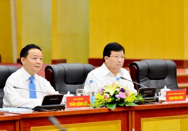 Pho thu tuong: Som cong bo bien mien Trung bao gio an toan hinh anh 1