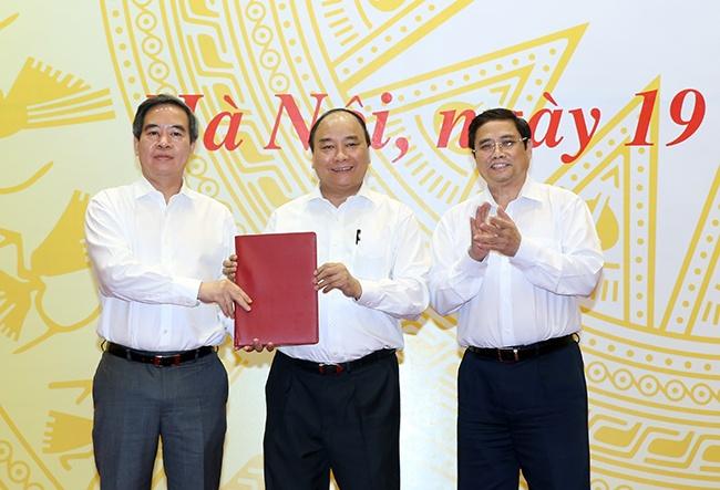 Ong Nguyen Van Binh lam Truong ban chi dao Tay Bac hinh anh 1