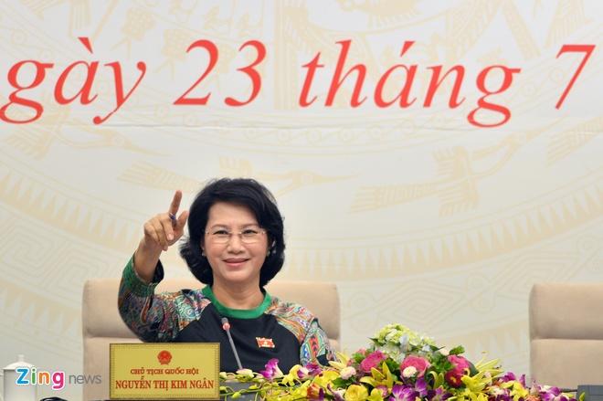 Chu tich Quoc hoi Nguyen Thi Kim Ngan anh 4