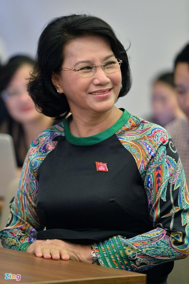 Chu tich Quoc hoi Nguyen Thi Kim Ngan anh 3