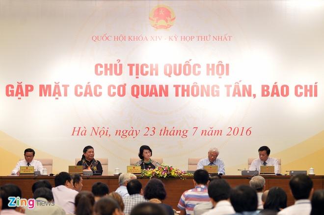 Chu tich Quoc hoi Nguyen Thi Kim Ngan anh 2