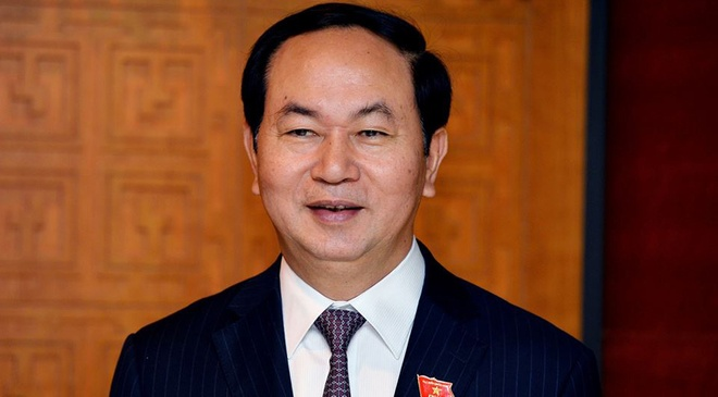 Ong Tran Dai Quang duoc gioi thieu lam Chu tich nuoc hinh anh