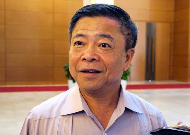 Ong Vo Kim Cu: 'Cac Bo deu dong y chon Formosa' hinh anh 1