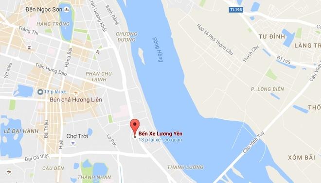 Ngay mai, ben xe Luong Yen ngung hoat dong hinh anh 2