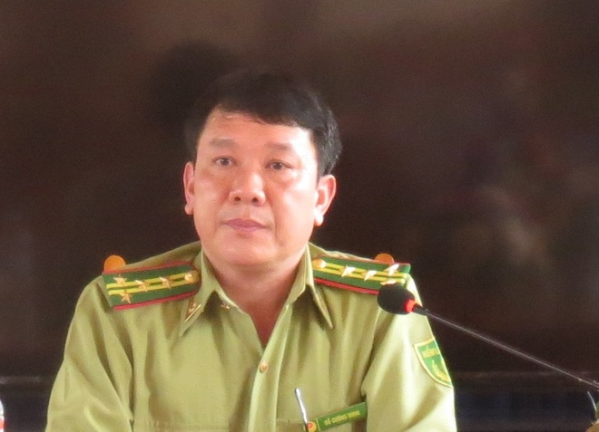 'Ban bi thu Yen Bai xong, ong Minh con chao hoi can bo khac' hinh anh 1