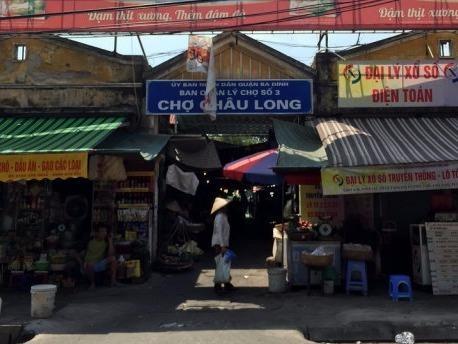 Dung du an cho - trung tam thuong mai Chau Long hinh anh