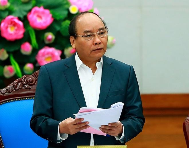 Thu tuong Nguyen Xuan Phuc anh 1