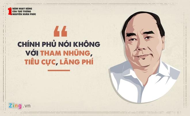 10 phat ngon an tuong cua Thu tuong Nguyen Xuan Phuc hinh anh