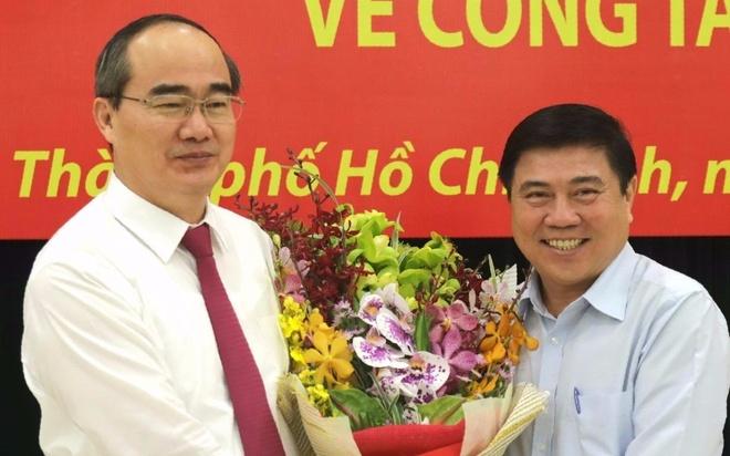 Bi thu Nguyen Thien Nhan: Toi duoc tro ve ngoi nha TP.HCM hinh anh