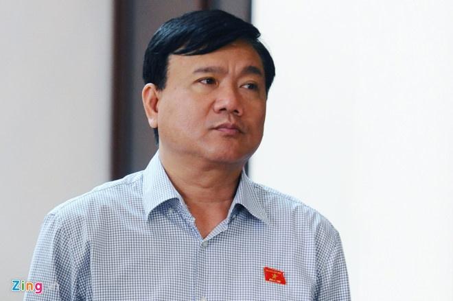 Ong Dinh La Thang se chuyen ve doan dai bieu Quoc hoi Thanh Hoa hinh anh 1