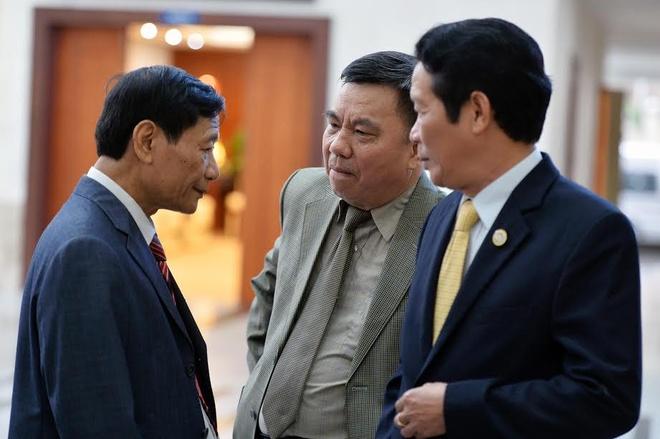 Ong Hoang Vinh Bao lam Chu tich Hoi Xuat ban Viet Nam hinh anh 3