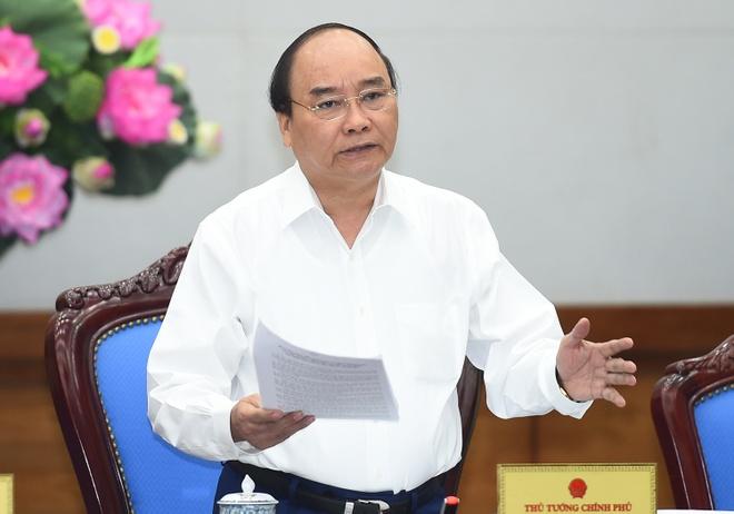 Thu tuong noi ve viec cho thoi chuc Cuc truong Nguyen Dang Chuong hinh anh 1